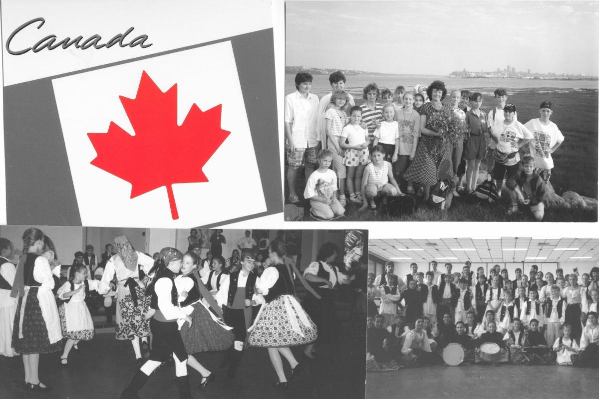Kanada<br/>[1994. június 17 - július 18.]<br/>