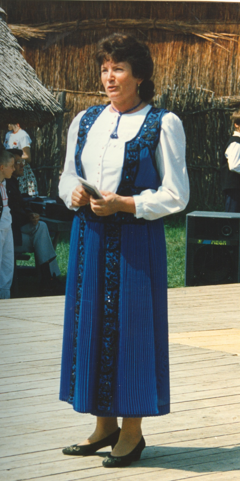 Szabó Ferencné Schmidt Erzsébet
